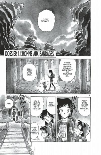 Page 5 détective conan tome 5
