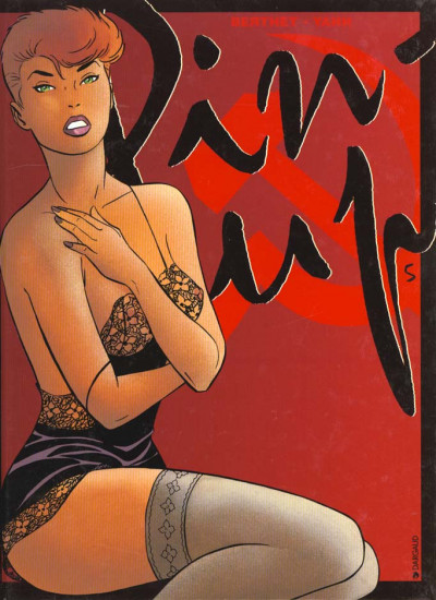 Couverture Pin-up tome 5