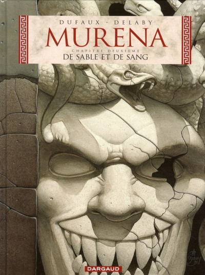 Couverture Murena tome 2