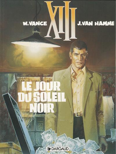 Couverture XIII tome 1 - Le Jour du soleil noir (éd. 1999)