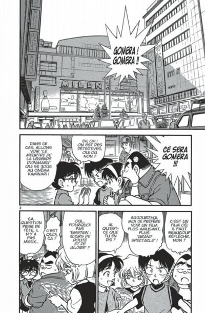 Page 6 détective conan tome 23