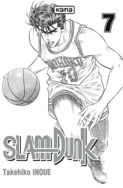 Page 3 slam dunk tome 7