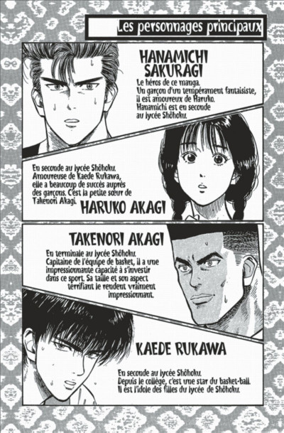 Page 4 slam dunk tome 7