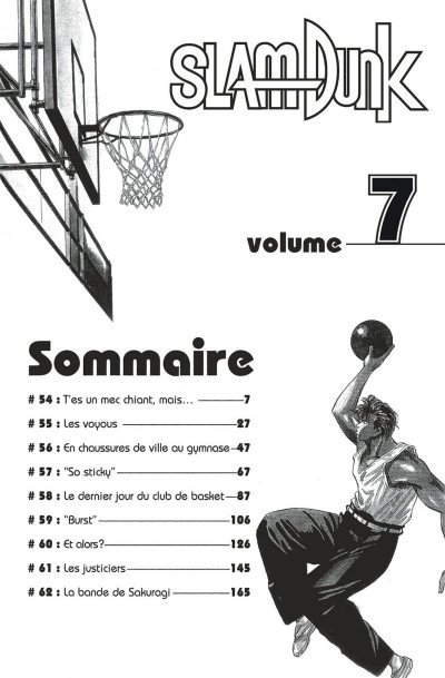 Page 6 slam dunk tome 7