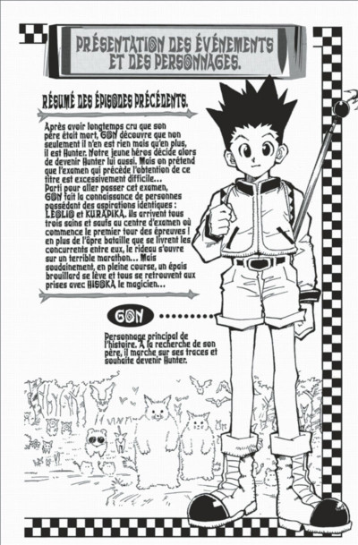 Page 4 hunter x hunter tome 2