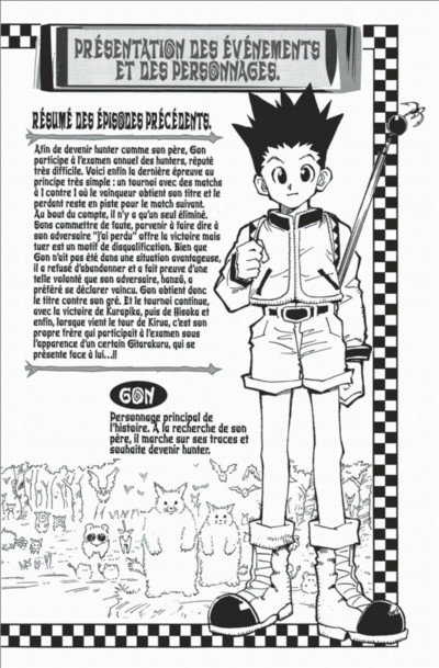 Page 4 hunter x hunter tome 5