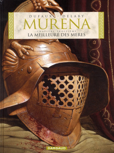 Couverture Murena tome 3