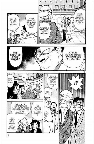 Page 0 détective conan tome 4