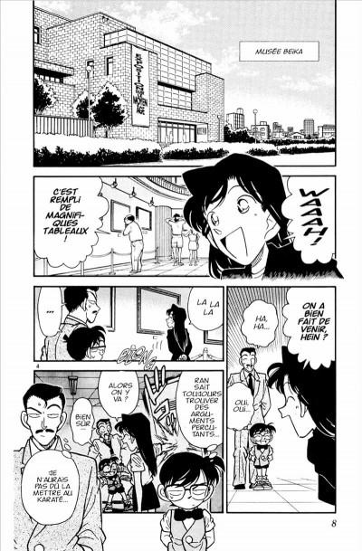 Page 7 détective conan tome 4
