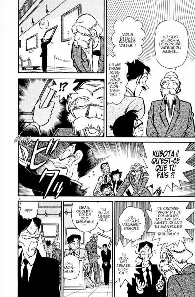Page 9 détective conan tome 4