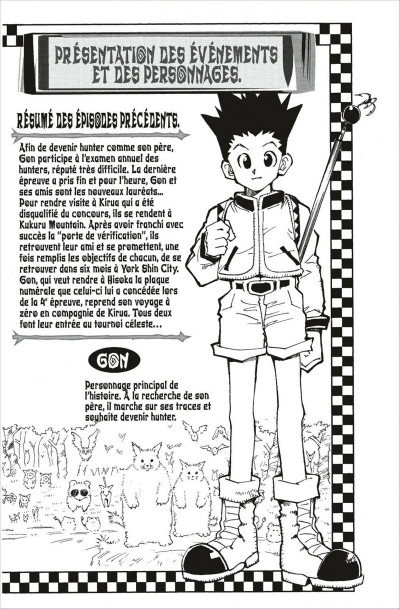 Page 4 hunter x hunter tome 6