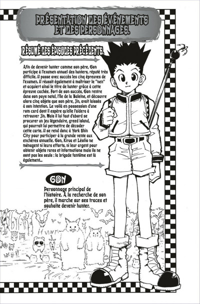 Page 4 hunter x hunter tome 9