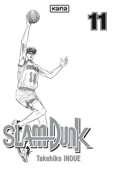 Page 3 slam dunk tome 11