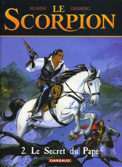 Couverture Le scorpion tome 2