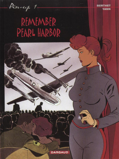 image de pin-up tome 1 - remember pearl harbor
