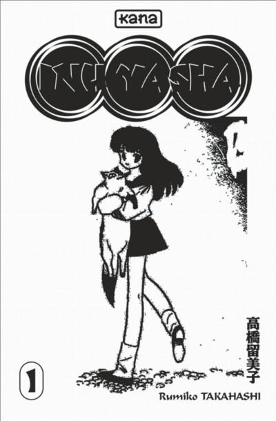 Page 3 inu-yasha tome 1
