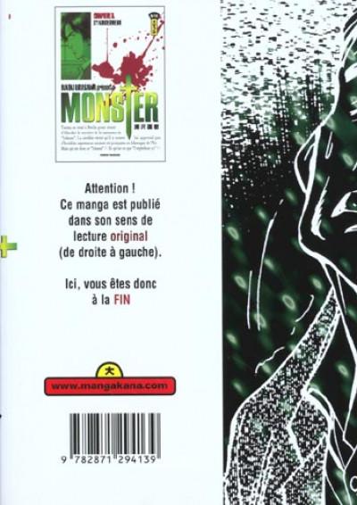 Dos monster tome 3 - 511 kinderheim