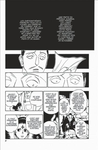 Page 9 hunter x hunter tome 12