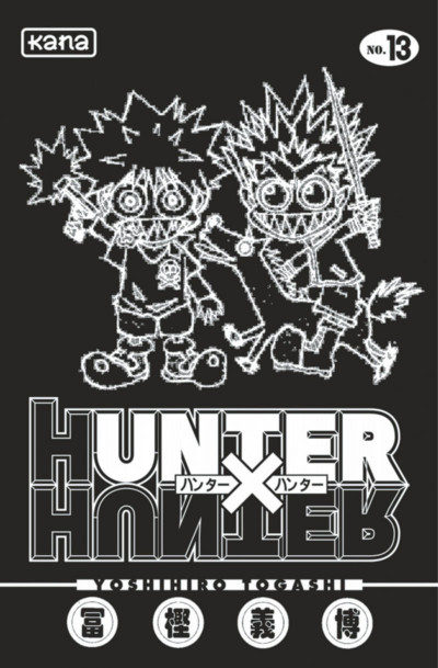 Page 3 hunter x hunter tome 13
