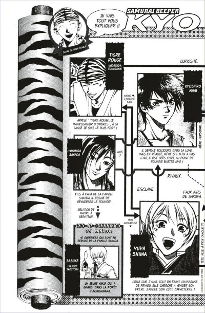 Page 3 kyo tome 7