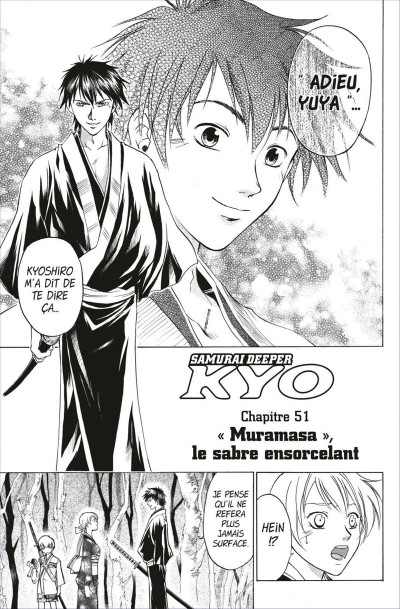 Page 5 kyo tome 7