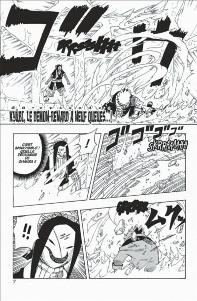 Page 7 naruto tome 4