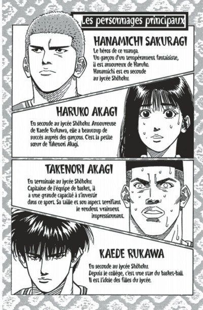 Page 4 slam dunk tome 20