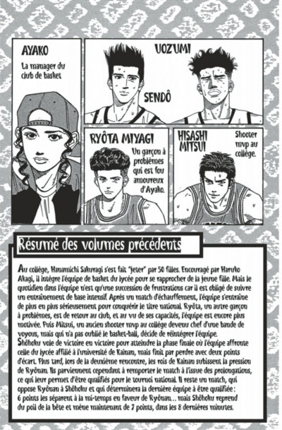 Page 5 slam dunk tome 20