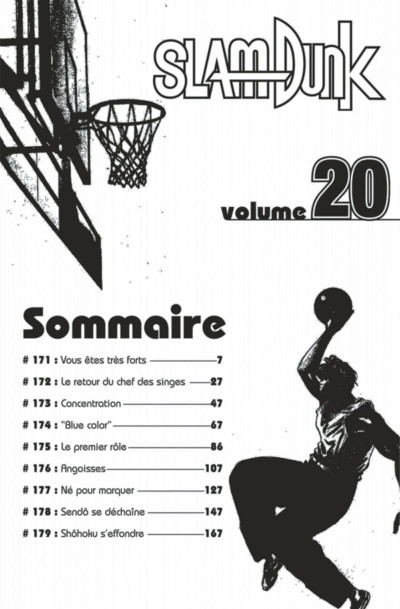 Page 6 slam dunk tome 20