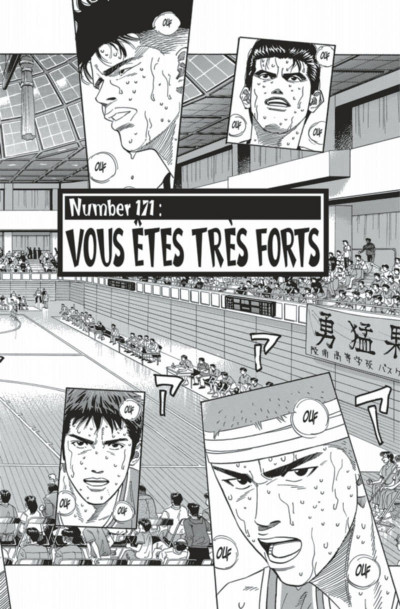 Page 8 slam dunk tome 20