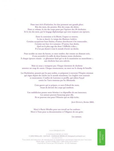Page 2 djinn tome 2 - les 30 clochettes