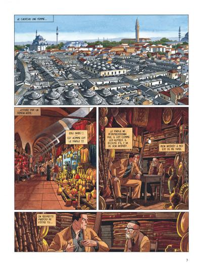 Page 3 djinn tome 2 - les 30 clochettes