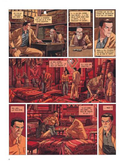 Page 4 djinn tome 2 - les 30 clochettes