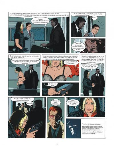 Page 5 xiii tome 15 - lachez les chiens