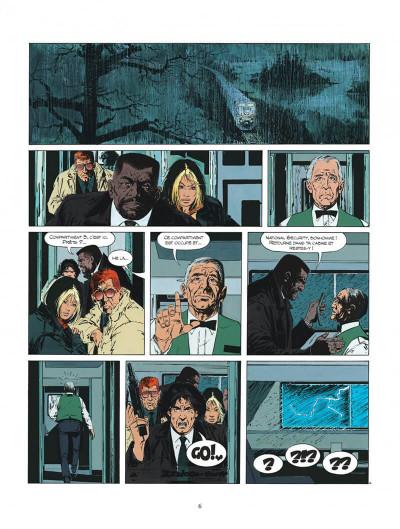 Page 6 xiii tome 15 - lachez les chiens