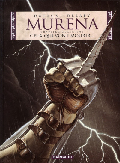 Couverture Murena tome 4