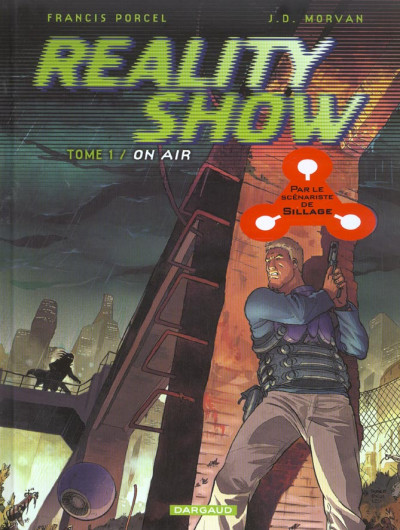 image de reality show tome 1 - on air