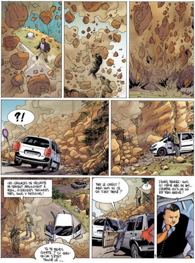 Page 2 imago mundi tome 2 - le trésor des abysses