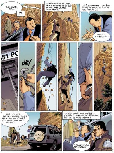 Page 3 imago mundi tome 2 - le trésor des abysses