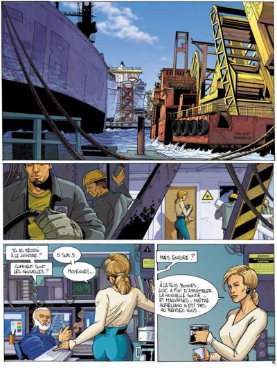 Page 4 imago mundi tome 2 - le trésor des abysses