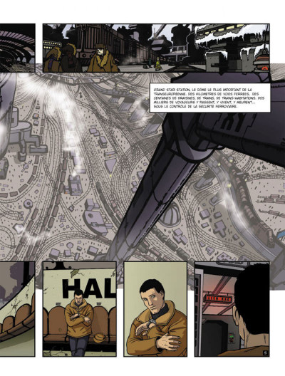 Page 5 la compagnie des glaces - cycle jdrien tome 1 - lien rag