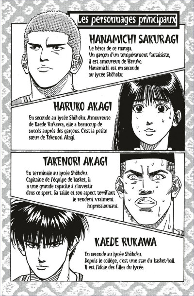 Page 4 slam dunk tome 21