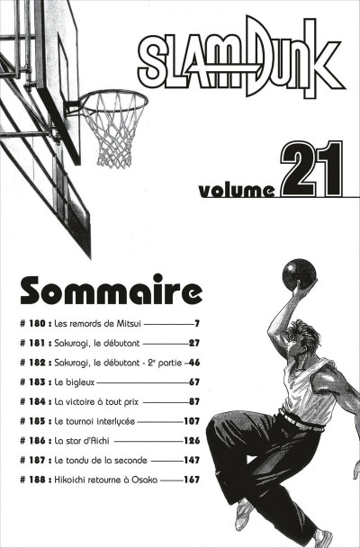 Page 6 slam dunk tome 21