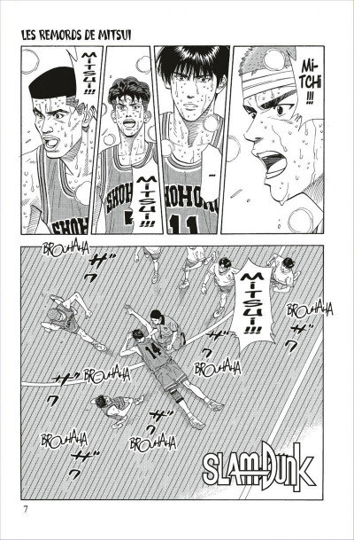 Page 7 slam dunk tome 21