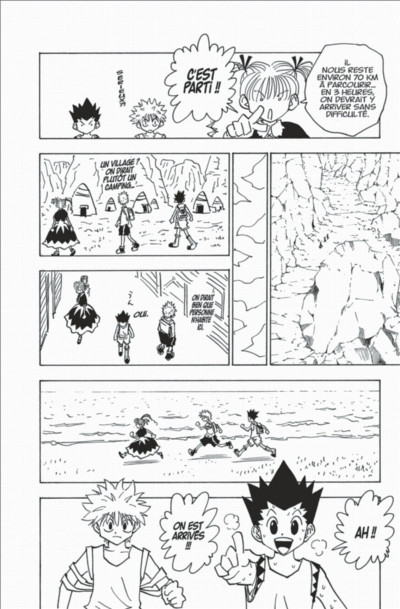 Page 8 hunter x hunter tome 15