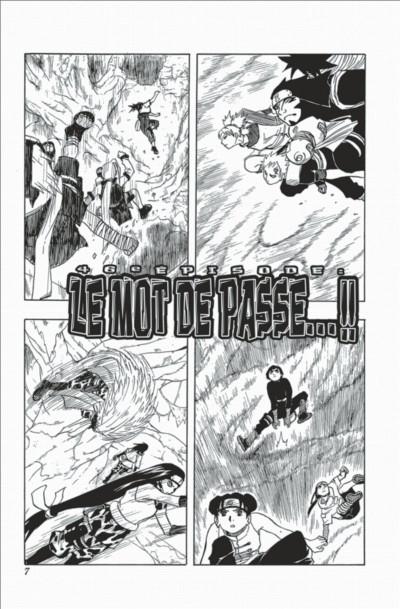 Page 7 naruto tome 6