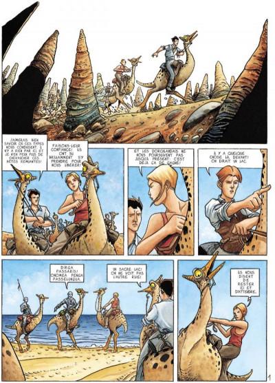 Page 1 dexter london tome 2 - la traversée du désert