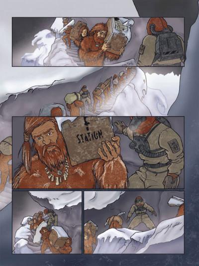 Page 2 la compagnie des glaces - cycle jdrien tome 2 - floa sadon