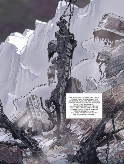 Page 4 la compagnie des glaces - cycle jdrien tome 2 - floa sadon