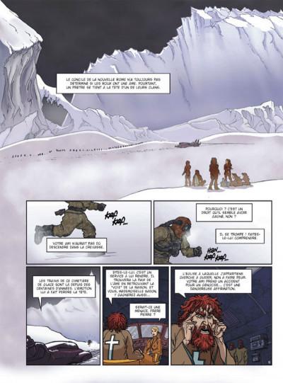 Page 5 la compagnie des glaces - cycle jdrien tome 2 - floa sadon
